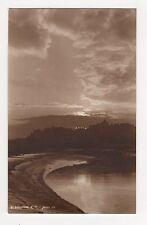 Evening, Rye, Judges 51 Postcard, A880