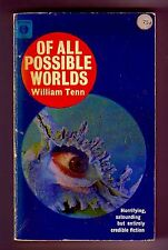 OF ALL POSSIBLE WORLDS (SIGNED by William Tenn/2nd prt. Brt./short stories)