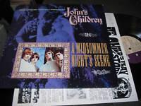 Marc Bolan John's Children LP a midsummer night's scene t rex rare oop vinyl !!