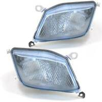 NISSAN MICRA MK4 K12 2008-2010 FRONT INDICATORS BLUE 1 PAIR O/S & N/S