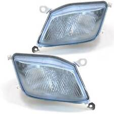 For Nissan Micra Mk4 K12 2008-2010 Front Indicators Blue 1 Pair O/S & N/S