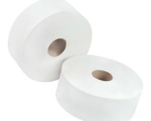 Scott Mini Jumbo Toilet tissue Roll 2 Ply 200m C76mm pack of 12/24/36/48 (8614)
