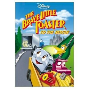 BRAVE LITTLE TOASTER TO THE RESCUE NEW DVD