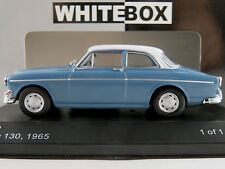 WhiteBox WB256 Volvo Amazon 130 Limousine (1965) in stratoblau/weiß 1:43 NEU/OVP