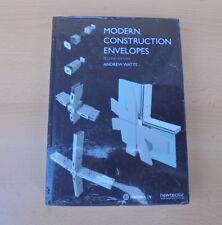 Modern Construction Envelopes von Andrew Watts (2014, Gebundene Ausgabe)