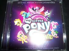 MY LITTLE PONY The Movie - Soundtrack CD - New (Not Sealed)