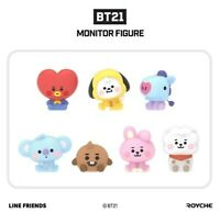 BTS BT21 baby Official Authentic Goods MONITOR FIGURE LINEFRIENDS