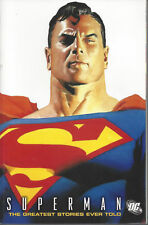 Superman: The Greatest Stories Ever Told #1 ( 2004, Softcover NEW)