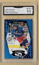 1998 UD Choice Starquest Blue SQ1 Wayne Gretzky GMA 8.5 NM MT+