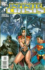 INFINITE CRISIS #1 (OF 7) JIM LEE COVER  DC COMICS / DEC 2005 / N/M / 1ST PRINT