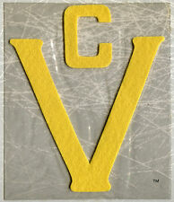 1925 VICTORIA COUGARS OFFICIAL NHL HOCKEY THROWBACK TEAM PATCH