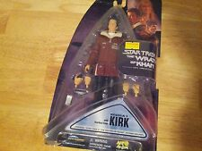 Diamond Select  Star Trek the Wrath of Khan Admiral Kirk  in Starfleet Jacket