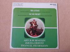 Brahms/Schubert - Trios - Rubinstein/Heifetz/Feuermann - RCA Red Seal (01288)