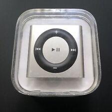 2GB Apple iPod Shuffle Silver 4th Generation (Lightly Used) MC584LL/A, A1373