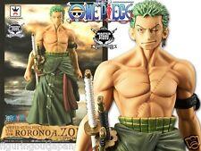 One Piece Roronoa Zoro Master Stars Piece MSP Banpresto figure figurine Japan