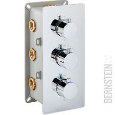 Edle Thermostat Unterputz Duscharmatur UP11 01 mit 3 Wege Umsteller