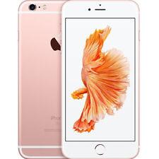 Apple Iphone 6S Plus 128 GB SIM Teléfono Inteligente Desbloqueado Libre Ios-Oro Rosa