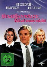 DVD NEU/OVP - Staatsanwälte küsst man nicht - Robert Redford & Debra Winger