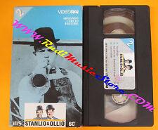 VHS film STANLIO & OLLIO 2 tocco finale due come noi Tutto VIDEORAI(F113) no*dvd