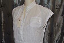 wunderschönes weißes Sommer Kleid von Diesel aus 100% Baumwolle neu