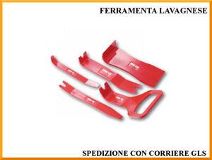 Kit di 5 utensili per componenti in plastica USAG 426 B/S5