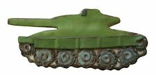 NEW MILITARY TANK SHAPED COOKIE CUTTER     (1)