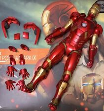 Hot Toys MMS311 Iron Man 3 Pepper Potts & Mark 9 IX 1/6 MK 9 figure only