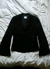 Stunning very stylish black armani jacket...size 46