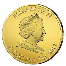 Polierte Platte internationale Münzen aus Gold