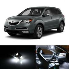 19x HID White Interior LED Lights Package Kit Fits 2007-2013 Acura MDX NEW