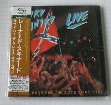 Lynyrd Skynyrd-Southern By the grace of God Japon SHM MINI LP CD OBI NEUF