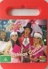 The FAIRIES - CHRISTMAS CAROLSInFairyland DVD RARE ABC KIDS TV SERIES MUSIC R4