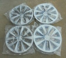 "16"" 2015 16 Hubcaps Wheel Covers Toyota Camry 10 spoke 16"" steel wheels rims"