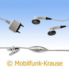 Auriculares estéreo In Ear auriculares F. Sony Ericsson v630i