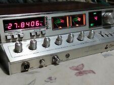 VERY NICE COBRA 2000 GTL 40 CHANNEL CB RADIO  NO SPEAKERS