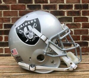 Vintage Charles Woodson Raiders Air Pro II AUTHENTIC Football  Helmet