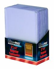 Ultra pro TOPLOADERS Card Game (pack Of 25 Clear)