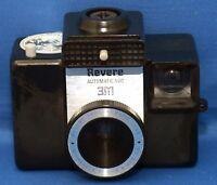 REVERE Automatic 500 3M Vintage Film Camera Minnesota Mining & MFG CO USA AS IS