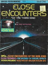 Vintage Close Encounters Of The Third Kind Issue One 1977 Very Clean Complete