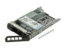 "KG1CH+9W8C4 2.5"" to 3.5"" Tray Caddy PE R430 R530 R730 R730XD 13th for Dell"