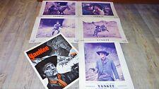 YANKEE ! tinto brass photos cinema lobby cards western spaghetti 1967
