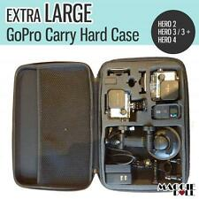Extra Large GoPro Travel Storage Carry Hard Bag Case For Go PRO HERO 5 4 3+ 3 2