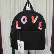 LOVE Bravery Lady Gaga Elton John Mini Backpack NWT