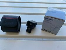 Panasonic Lumix Live View Finder DMW-LVF1 for GF1 and LX5