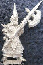 1995 Dark Elf Black Guard De naggaroth 2 Ciudadela Marauder Verdugo Warhammer