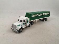 Matchbox Convoy Peterbilt Sattelschlepper Interstate Trucking Lesney England