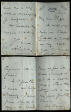 More details for 1897 lord grenfell field marshall letter to arthur bigge,1st lord stamfordham