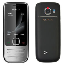 Original Nokia 2730 Classic Silver Unlocked Cellular 3G Bar Mobile MP3 CellPhone