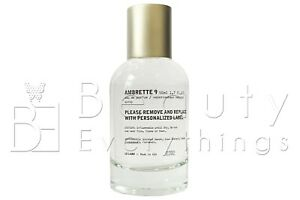 Le Labo Ambrette 9 1.7oz / 50ml Eau De Parfum Spray No Box Unisex Fragrance