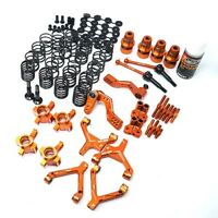Yeah Racing SPT2-S04OR RWD Drift Conversion Kit Orange HPI Sprint 2